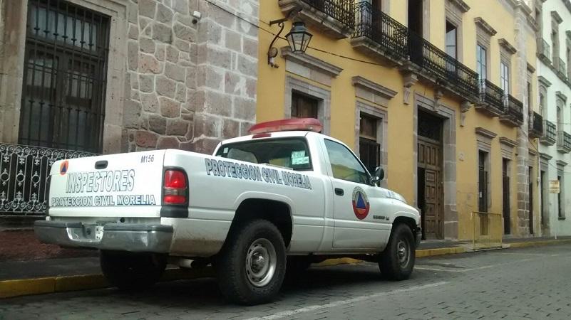 Como ejemplo, en la Escuela Belisario Domínguez, que se ubica en la calle Aquiles Serdán junto a la delegación de la PROFEPA, lograron que las autoridades de Protección Civil Municipal, acudieran y verificaran que no existía riesgo alguno