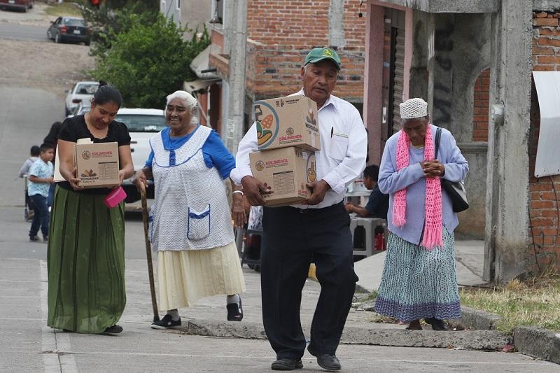 Gracias a las políticas transversales de desarrollo social implementadas por la administración que encabeza el gobernador Silvano Aureoles aumentó la población no pobre y no vulnerable: Tinoco Soto