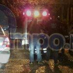 Los hechos se registraron la noche de este sábado en la colonia Villas del Tecnológico cuando en la calle Crisantemos el oficial de la Policía Municipal de nombre Fidel M., de 36 años de edad, fue sorprendido por sujetos quienes pretendieron asaltarlo, según la versión del afectado