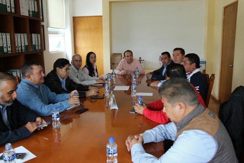 Jorge Tovar mencionó que la reconstrucción de la Red Carretera Estatal es una de las acciones estratégicas de la administración que preside el Gobernador Silvano Aureoles