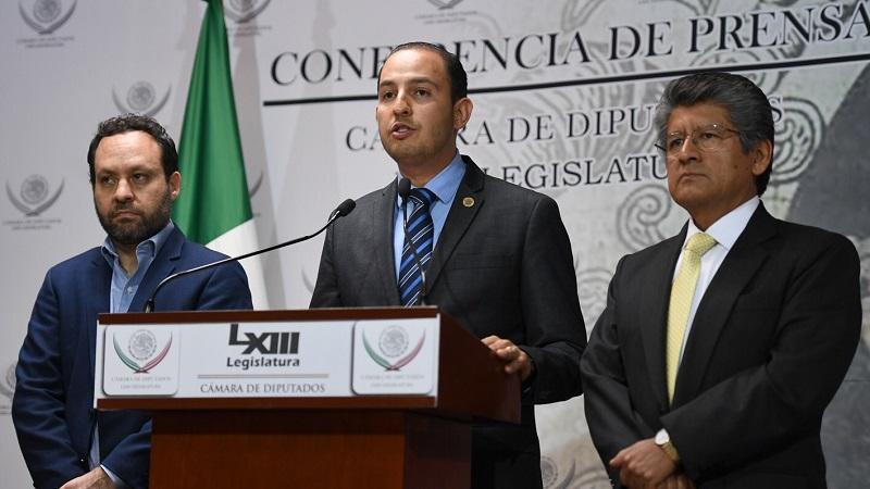 La cerrazón del gobierno y el PRI es lo que provoca la situación que prevalece en la Cámara de Diputados: Cortés Mendoza