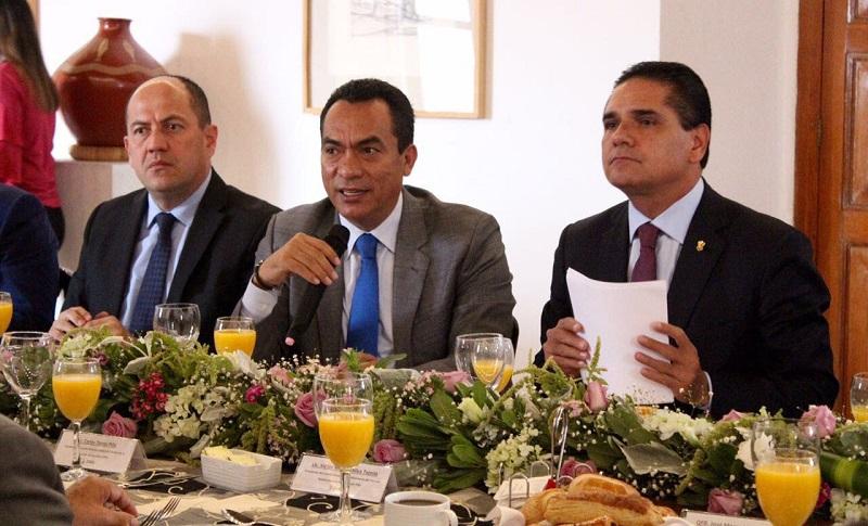 """""""Vamos a garantizar que las y los michoacanos tengan las condiciones para ejercer con autonomía y libertad sus derechos político- electorales"""", expresó López Solís"""