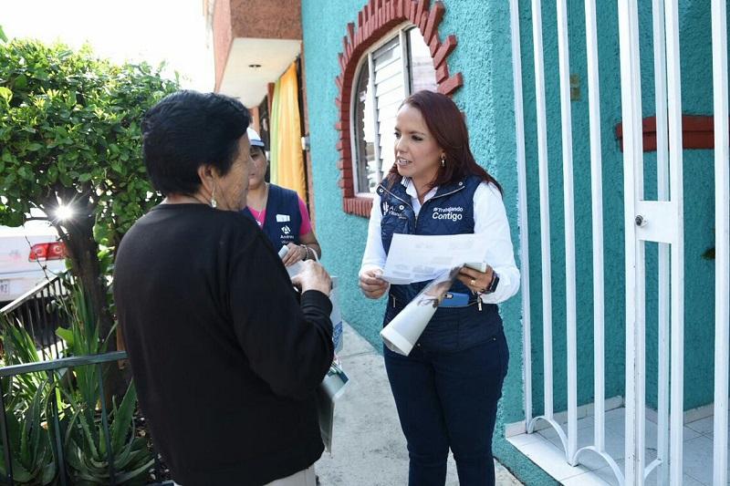 Los michoacanos ya no soportan más incrementos en productos y servicios por negligencia de autoridades, aseguró la diputada panista