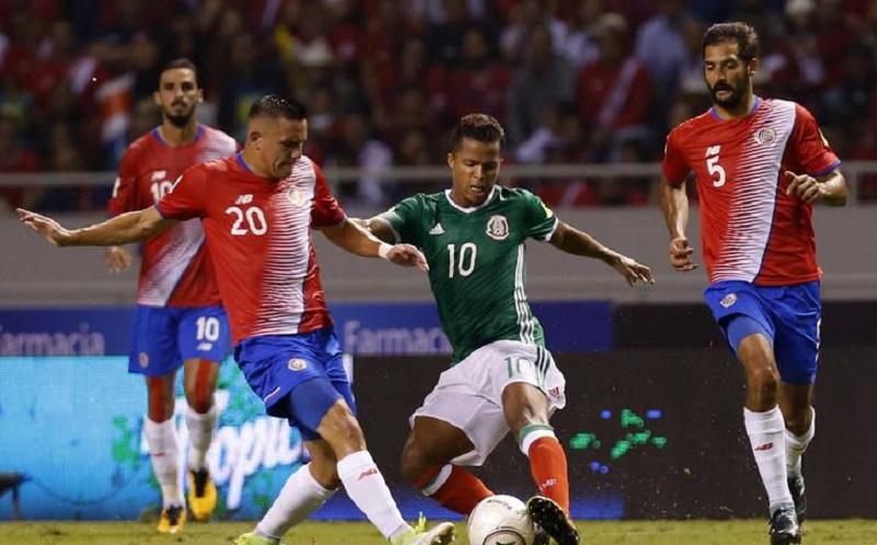 México, ya clasificado al Mundial, se consolida en el liderato con 18 puntos y Costa Rica suma 15