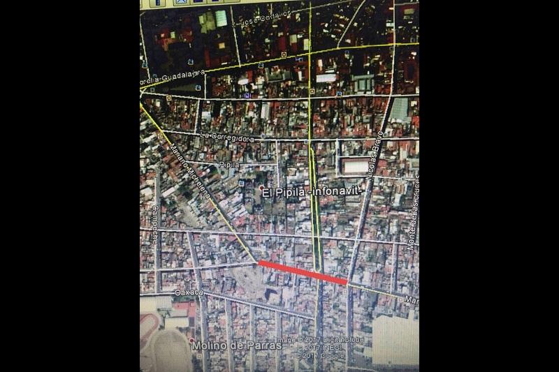 Según autoridades municipales, el mejoramiento de esta artería permitirá mejorar la movilidad en la zona, ya que presentaba daños en su estructura derivado del poco mantenimiento que recibió en años anteriores