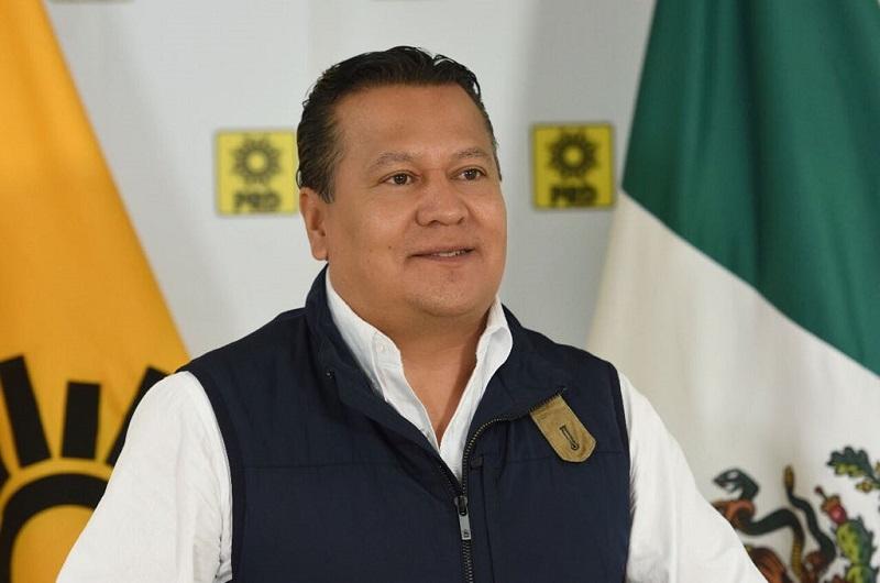Según Martín García Avilés, en el PRD se reconoce la madurez política que han tomado los diferentes partidos y precandidatos en el método de selección del personaje que vaya a la cabeza del Frente Ciudadano por México