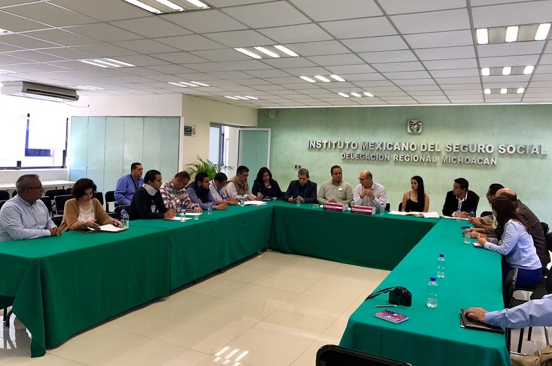 La suspensión del servicio en la Guardería ordinaria No. 1 fue meramente preventiva, asegura la Delegación del IMSS en Michoacán