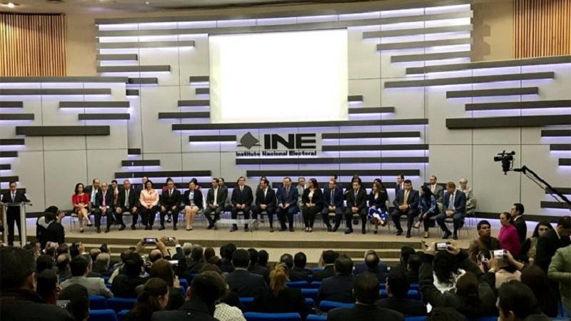 """""""El INE y los Organismo Públicos Locales Electorales estaremos a la altura de las exigencias que se nos plantean ejerciendo puntualmente nuestras atribuciones"""": Lorenzo Córdova"""