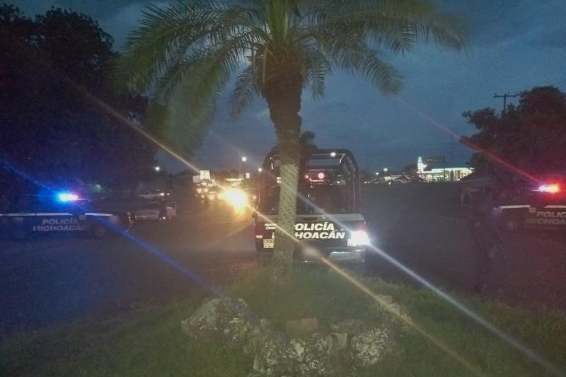 Tras estos hechos, en los que el personal policial resultó ileso, la SSP reforzó los operativos en esta zona de Tierra Caliente para brindar seguridad a la población