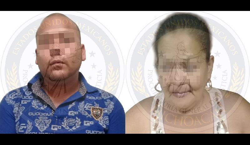 Durante tres años, los detenidos -madre e hijo- explotaron sexualmente y practicaron actos crueles contra una mujer