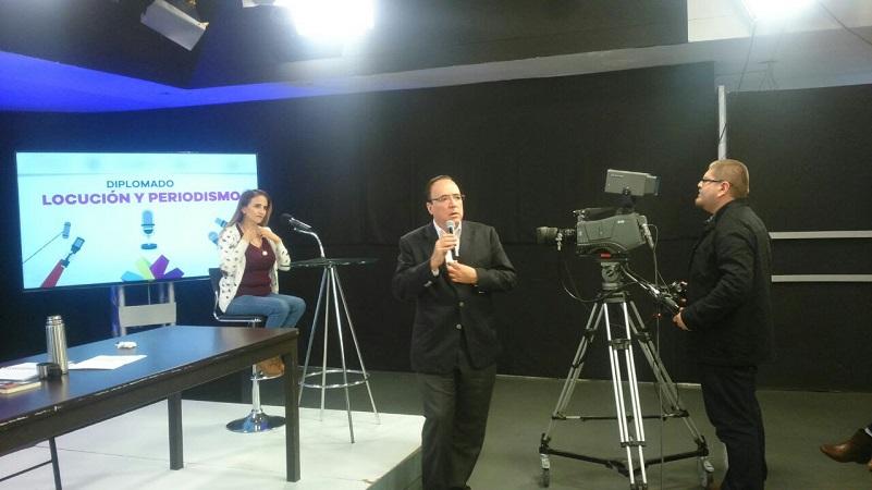 La CGCS reconoce al Sistema Michoacano de Radio y Televisión, la Universidad Contemporánea de las Américas y a la radiodifusora XETUMI por su colaboración como sedes para el desarrollo del diplomado