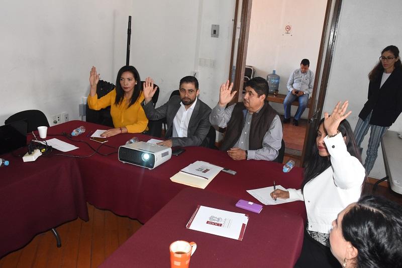 El dictamen define los procedimientos para regular los asentamientos humanos en Michoacán, que permita a las familias con mayores necesidades de vivienda tener la certeza jurídica de su propiedad