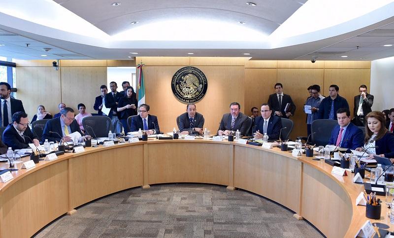 Acuerdan grupos parlamentarios agilizar recursos para apoyar a damnificados de Oaxaca, Chiapas, Veracruz y Tabasco