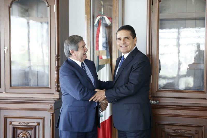 Refrenda Silvano Aureoles compromiso de su gobierno con la transparencia