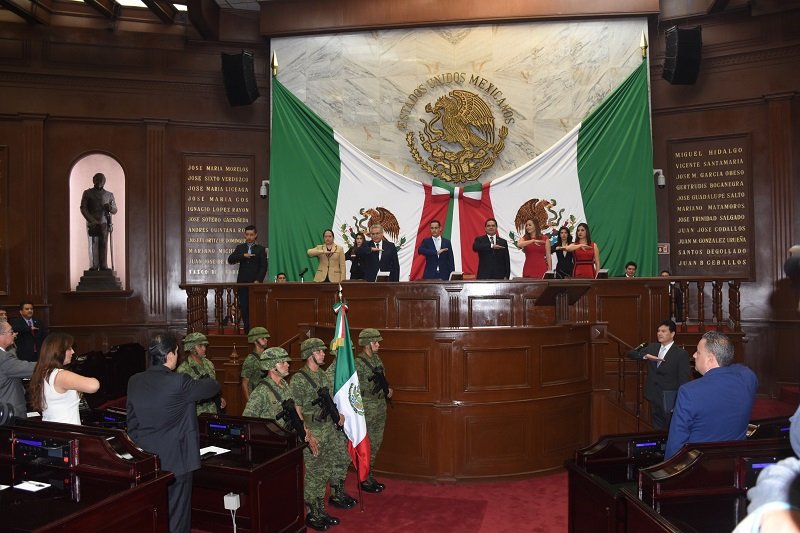 La vicecoordinadora del Grupo Parlamentario del Partido Verde Ecologista de México, Juanita Noemí Hernández señaló que para este Tercer Año Legislativo, el grupo que integra se propone impulsar el desarrollo económico del estado