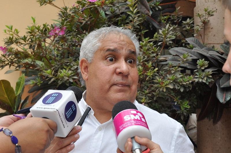Serna González reconoció que recibió el oficio de la petición del sindicato y precisó que el desencuentro que tuvo la semana pasada con el comité sindical donde recibió todo tipo de insultos tanto él como sus funcionarios nicolaitas