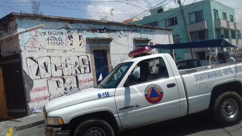 Por instrucción del Gobernador Silvano Aureoles Conejo y del secretario de Gobierno, Adrián López Solís, los elementos de las distintas regiones de PC están en alerta permanente y realizando las labores de prevención en recorridos