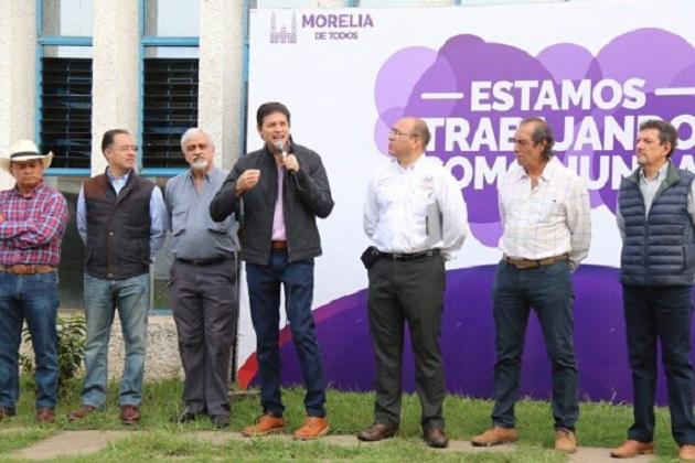 Martínez Alcázar asegura que por los predios ubicados en Ciudad Industrial se le deben casi 5 mdp al Ayuntamiento de Morelia en el impuesto predial