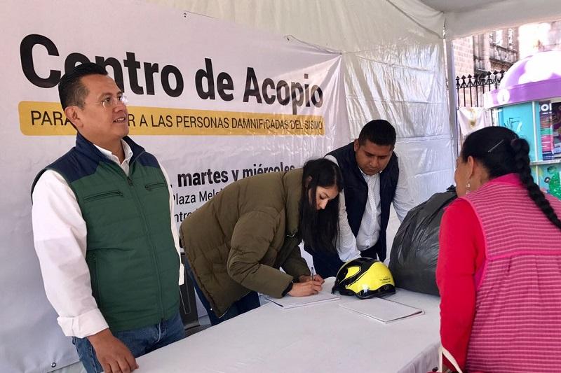 Estas entidades apremian la ayuda debido a que son las menos asistidas durante esta tragedia, dijo Carlos Torres Piña