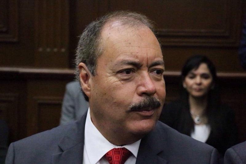 """""""Aplaudimos el respaldo del Gobierno de la República en favor de los michoacanos, y esto lo ha dejado en claro el gobernador"""", comentó"""