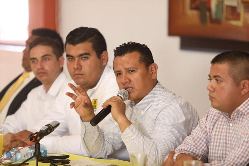 El próximo 22 de octubre se convocará a un Consejo Estatal del PRD, para aprobar las reglas internas y elegir a los candidatos de todos los puestos de elección popular