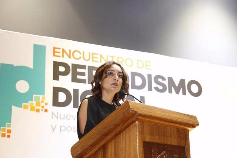 Julieta López consideró necesario defender la libertad de expresión como un derecho íntimamente ligado al respeto de los derechos de los demás