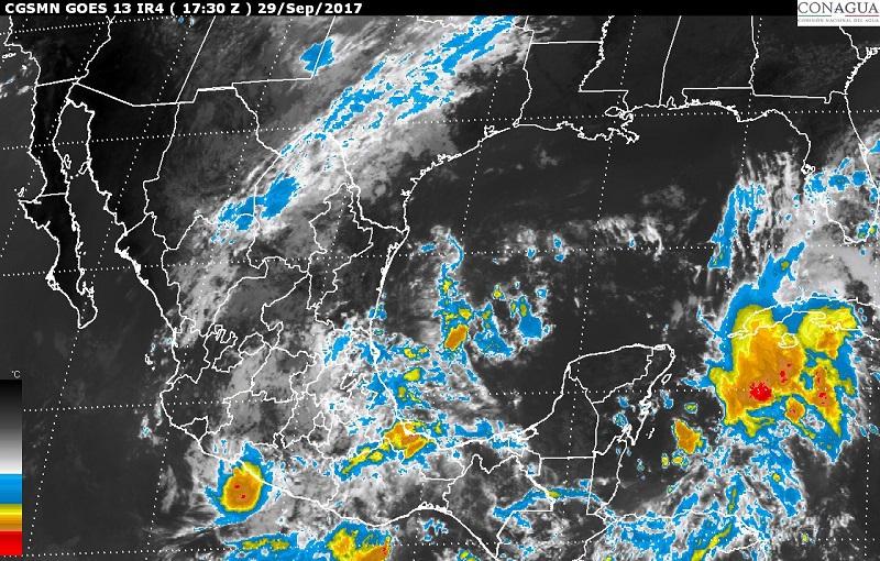 La masa de aire del Frente Frío Número 3 ocasionará descenso en las temperaturas matutinas en las montañas de diversas regiones de México
