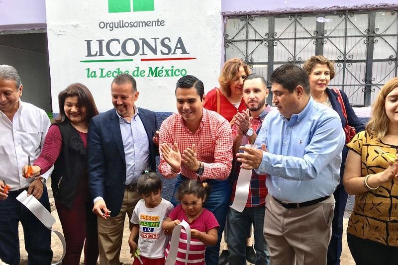 Lo anterior como parte del compromiso que persiste por parte del Gobierno de la República que encabeza el Presidente Enrique Peña Nieto con los michoacanos