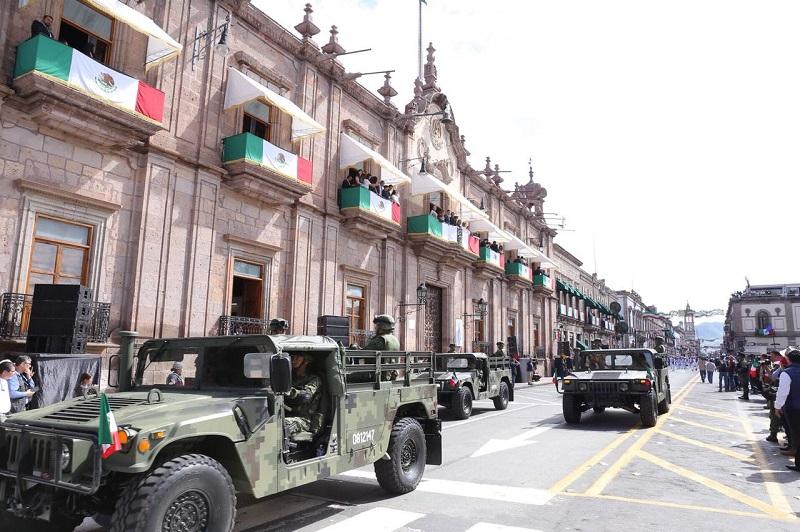 Para michoacanas, michoacanos y visitantes, quienes se apropiaron del Centro Histórico, es ya toda una tradición disfrutar de esta conmemoración