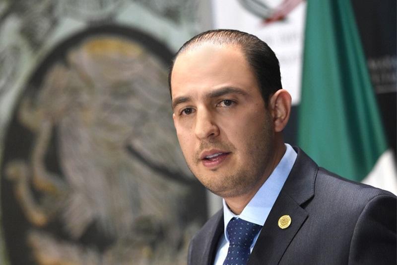 Existe una fundada desconfianza ciudadana sobre la forma en que se habrán de canalizar los recursos en las entidades afectadas: Marko Cortés