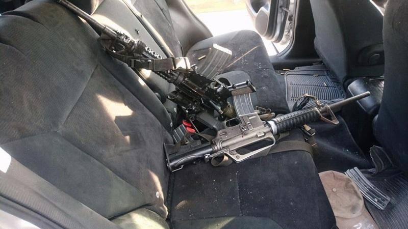Cabe señalar que en estos hechos no hubo bajas por parte de las fuerzas del orden; solamente una unidad de la Policía Michoacán resultó con impactos de arma de fuego