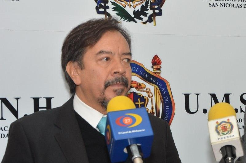 El investigador mexicano y nicolaita, recibirá este miércoles el grado de Doctor honoris causa de la UMSNH