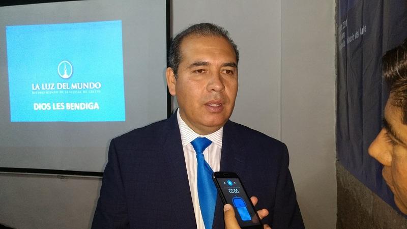 Calvillo Delgado aseguró que el mensaje de Nasson Joaquín García será de paz y unidad, una invitación a recobrar la fe en Dios