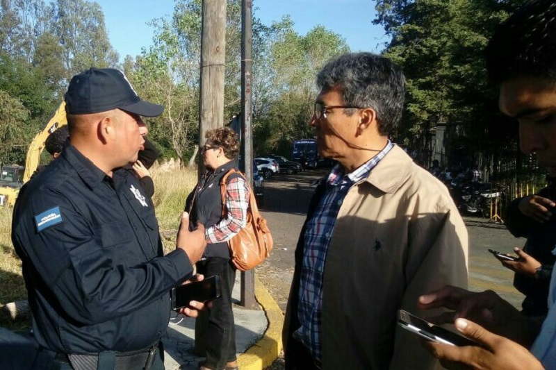 En las últimas semanas, Pérez Medina ha aparecido al frente de algunas manifestaciones encabezadas por un grupo de colonos que se autodenomina Central Unitaria de Trabajadores (CUT)