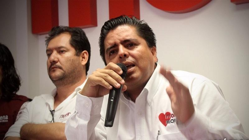 En Michoacán estamos cansados de vivir entre sangre y balas, mientras nuestros mandatarios estatales se pasean por diferentes estados ya en plena campaña presidencial: Pantoja Arzola