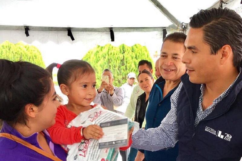 Se está trabajando de manera muy cercana con los michoacanos, señala Sergio Flores