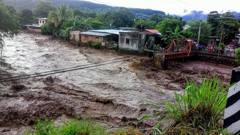 Hasta el momento no hay reportes oficiales por parte de la Unidad de Protección Civil Estatal. (FOTOS: PIOQUINTO HUATO HUATO)