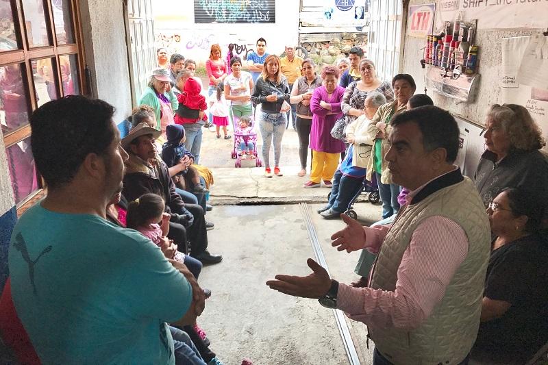 El coordinador del Movimiento de Vinculación Empresarial del sector popular del PRI, lamentó que el tema en Morelia sea la inseguridad