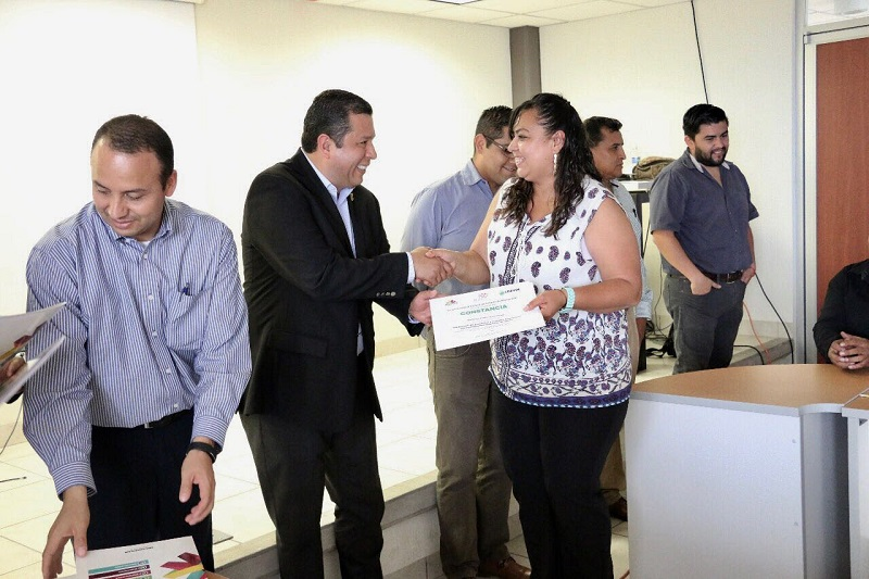 Telebachillerato asume la obligación de realizar entre su personal administrativo y operativo un diagnóstico de necesidades de capacitación