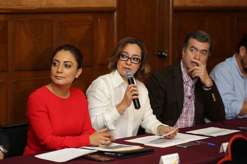 El Gobierno del Estado proyectará esta tradición michoacana trascendental para la cohesión social, la reafirmación de valores culturales y mantener la vitalidad turística del estado, indica la titular de la CGCS, Julieta López Bautista