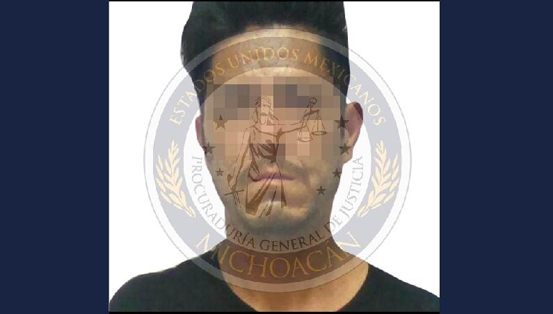 Ante la Fiscalía Regional fue presentado Clemente S., de 28 años de edad, quien fue detenido luego de que intentó evadir a un grupo de agentes que realizaban acciones operativas en Nueva Italia