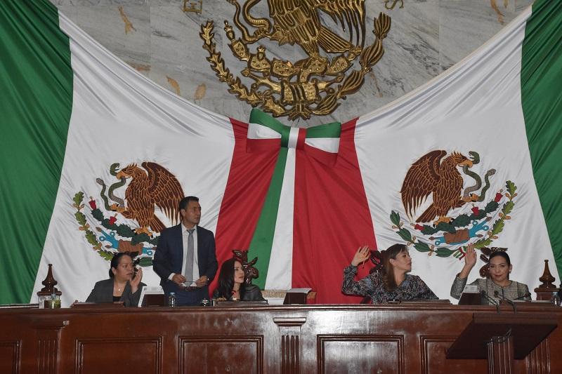 """También se entregará la Condecoración """"Constitución de Apatzingán"""" el día 22 de octubre de la presente anualidad"""