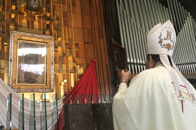 Este año, en total sumaron 21,528 peregrinos: 80 sacerdotes, 15,048 peregrinos a pie, 3,400 ciclistas, y 3,000 devotos purépechas