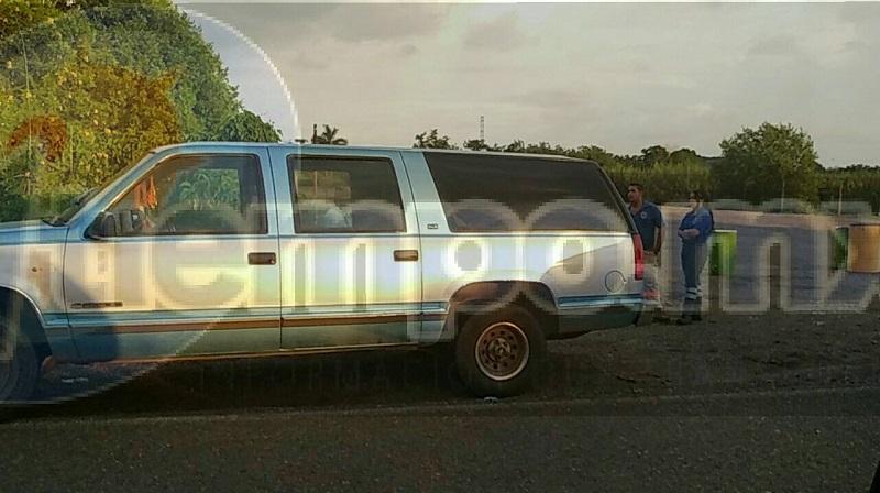 Los hechos registrados en la Tenencia de Playa Azul se suscitaron cuando el señor Leodegario S., de 33 años, se encontraba frente a un domicilio, cuando sujetos armados llegaron y dispararon en su contra