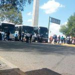 Los presuntos estudiantes se quejan de haber sido reprimidos el 15 de octubre de 2012