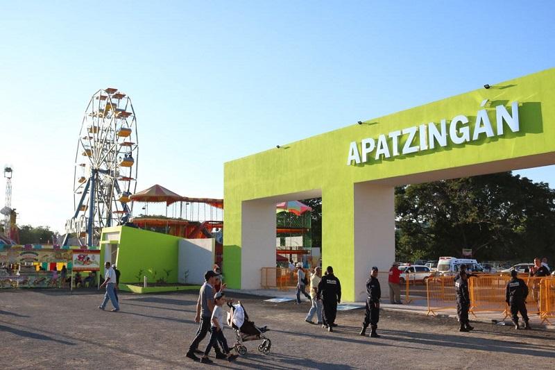 Con una inversión de más de 25 mdp, el Gobierno de Michoacán cumple con la habilitación del espacio para el magno evento
