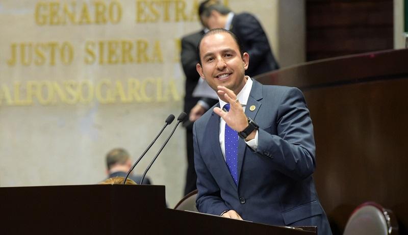 La panista hizo un análisis minucioso del Paquete Económico para brindarle certeza económica al país: Cortés Mendoza