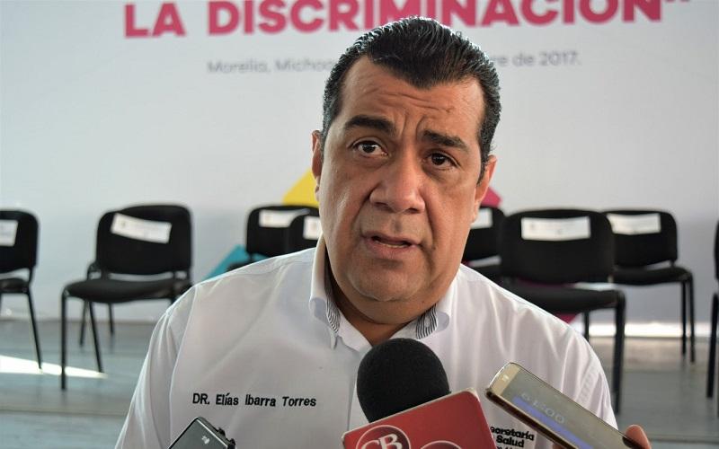 Ibarra Torres destacó que gracias a la capacidad de gestión del gobernador Silvano Aureoles y a la coordinación entre Estado y Federación, se ha logrado cumplir con el pago quincenal de las y los trabajadores de la SSM en un escenario financiero complicado en todo el país