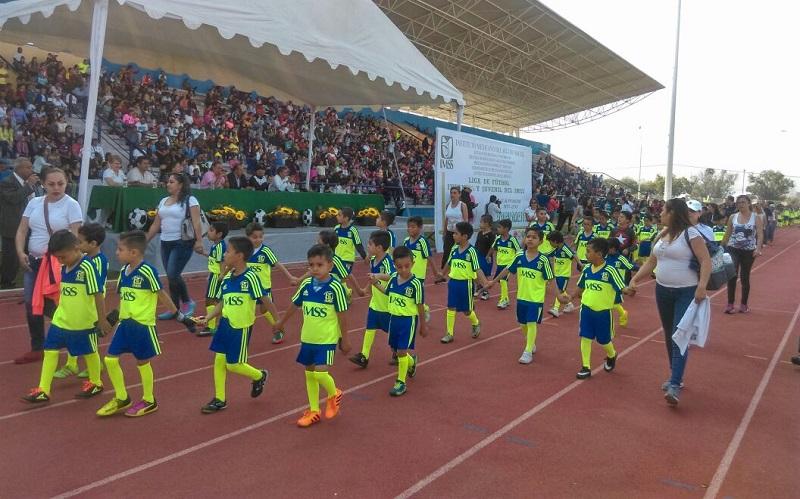 El evento protocolario estuvo presidido por Roberto Javier Romero Soria, jefe del departamento de Deportes, en representación del Gobernador del Estado