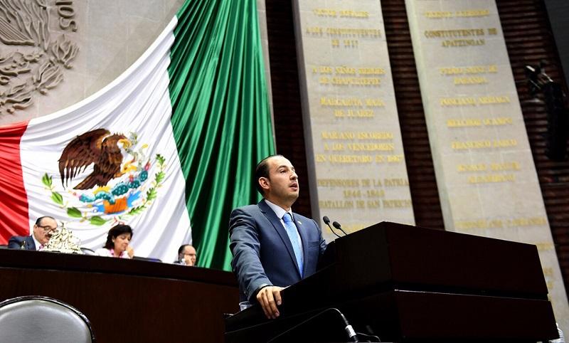 Los grupos parlamentarios presentaron 83 preguntas al Presidente Enrique Peña Nieto, con motivo de su Quinto Informe de Gobierno: Cortés Mendoza